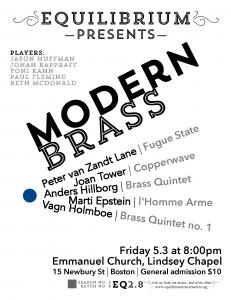 Boston Modern Brass - Round and In-Between