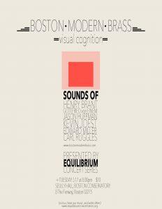 Boston Modern Brass - Visual Cognition